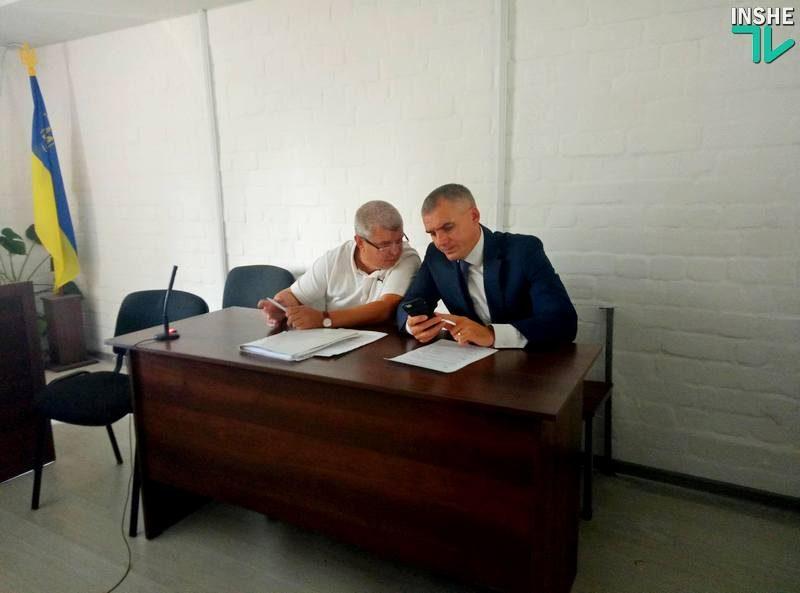 Оба протокола о коррупции по мэру Николаева Сенкевичу объединили в одно производство