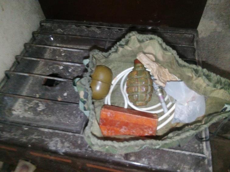 В Снигиревском районе у бывшего атошника нашли арсенал боеприпасов