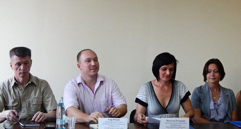 В Николаеве стартовали учебные курсы по переподготовке военнослужащих, уволившихся или  планирующих уволиться в запас