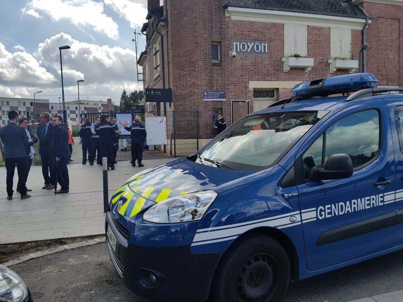 Перестрелка на железнодорожной станции во Франции: убито 4 человека, в том числе двое детей