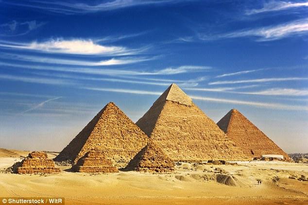 Ученые утверждают, что раскрыли секрет строительства египетских пирамид
