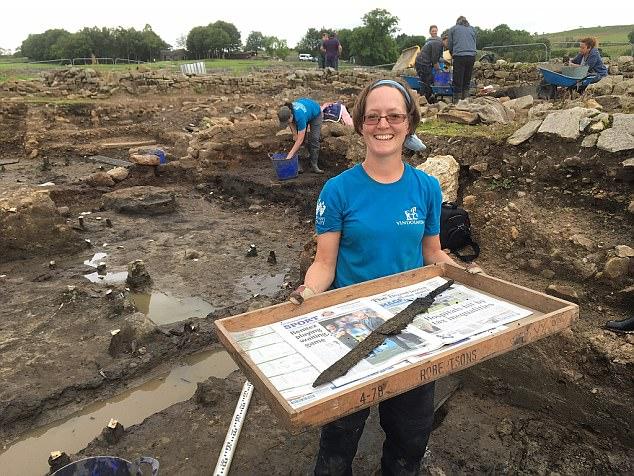 В Англии нашли казармы первых римских легионеров с множеством артефактов