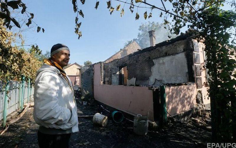 Из-за взрывов боеприпасов под Винницей повреждены более две тысячи домов