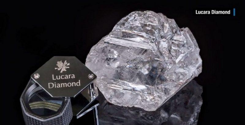 Ученые обнаружили в недрах Земли «супералмазы»