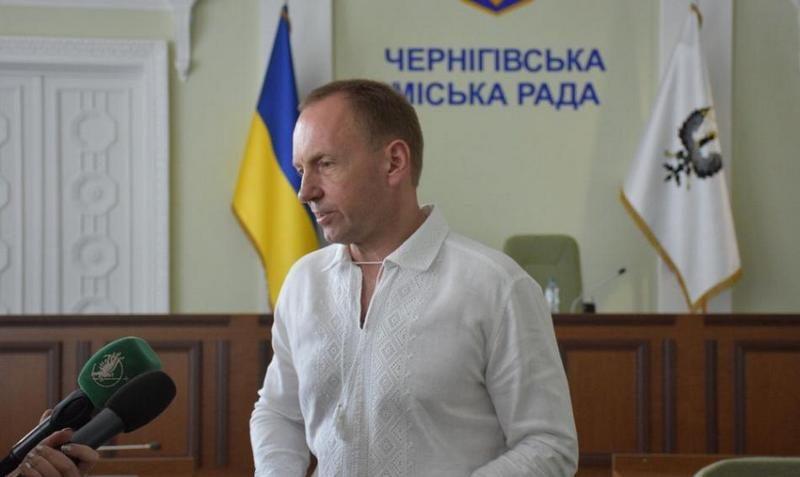 Мэр Чернигова назвал «больными» тех, у кого в семье меньше трех детей