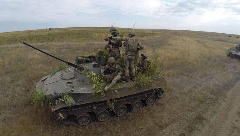 ООС: боевики совершили 4 обстрела позиций украинских военны