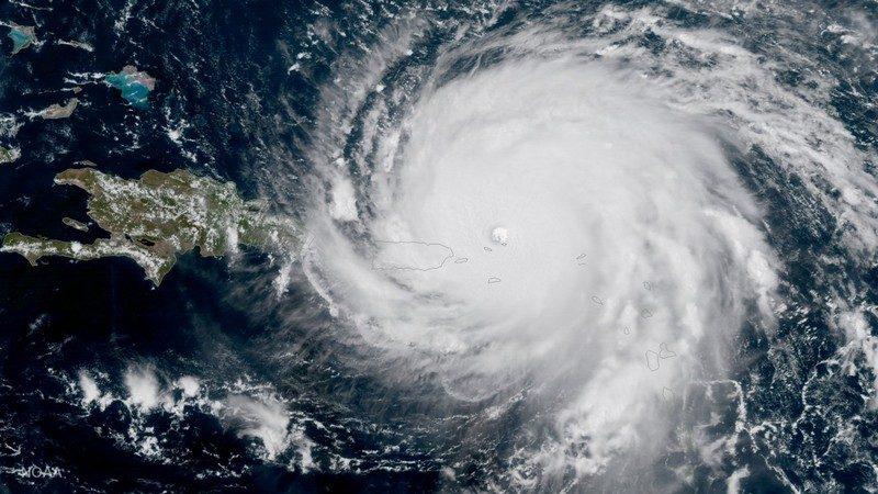 Убытки от урагана «Ирма» могут составить $50 млрд