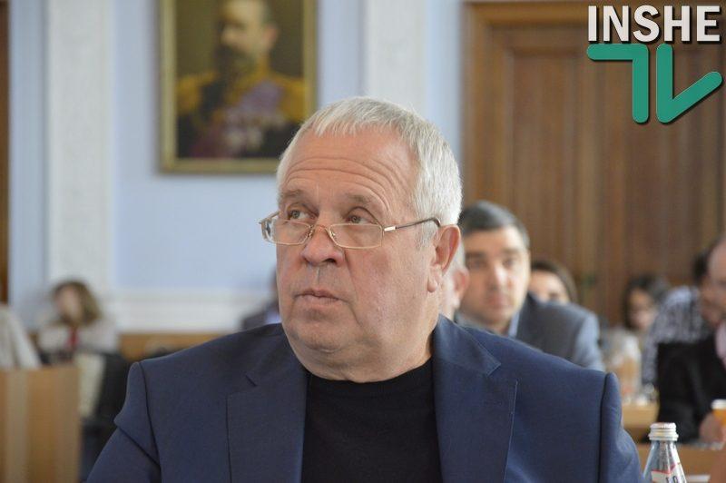 Депутат Николаевского горсовета Сергей Исаков: «Деньги на реконструкцию Соборной площади есть. Но аванс подрядчику не выплачен»