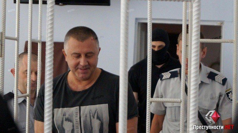 Дело Наума направлено в суд. Заводский