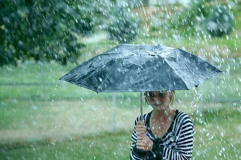 Дожди с запада в воскресенье дотянутся и до Николаевщины