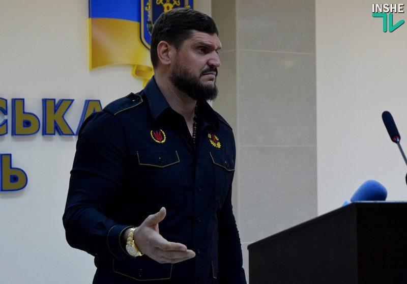 Савченко сказал, что мэрия Николаева является потерпевшей стороной в «маргариновом скандале»