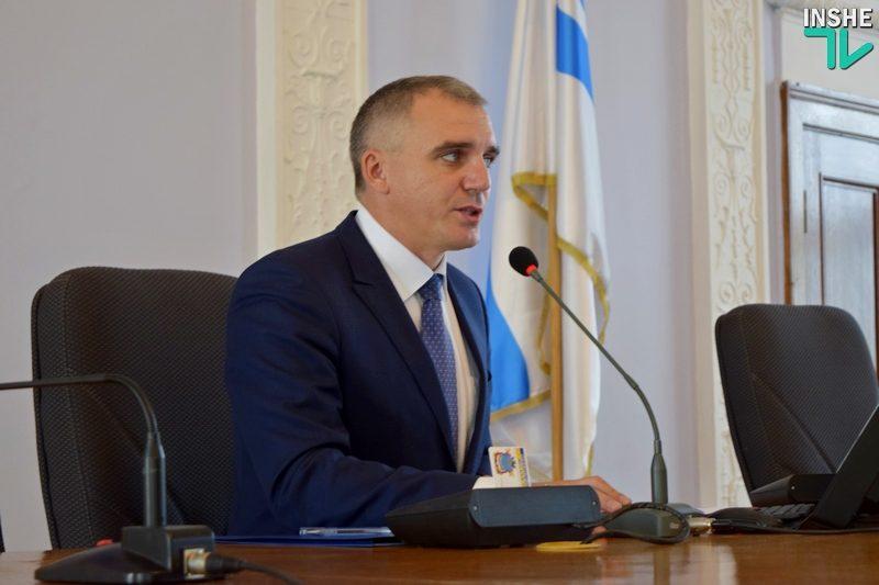 Сенкевич сказал, что полиция скоро отчитается по «маргариновому скандалу»: Не нужны сегодня эмоции