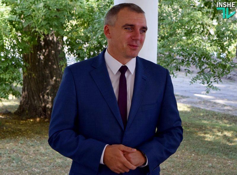 «Я могу даже торжественно поклясться: если Николаевский городской совет самораспустится, то я подам в отставку» – мэр Николаева прокомментировал заявление губернатора