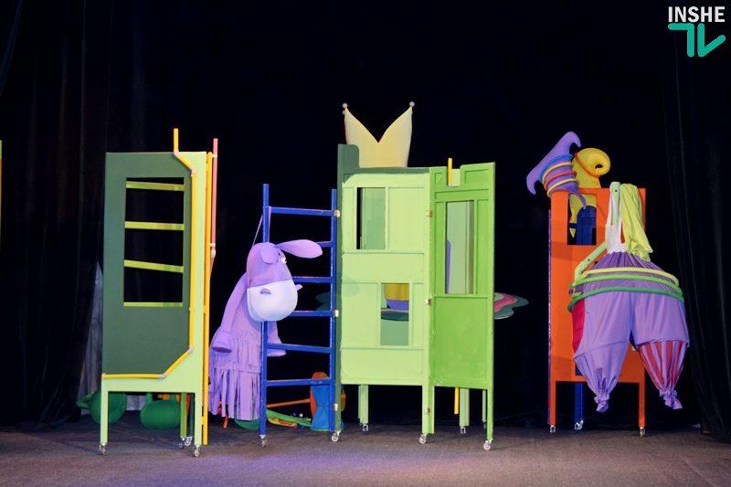 В первый день лета в Николаеве откроют Всеукраинский фестиваль театров кукол