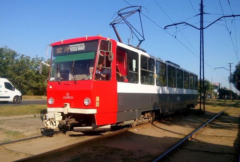 Больше, чем на месяц: в Николаеве из-за ремонта путей трамваи по пр.Богоявленскому ходить не будут