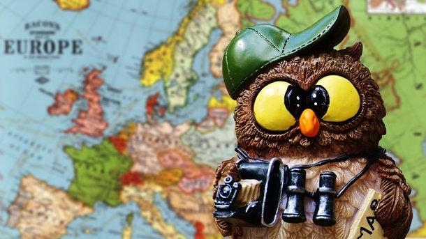 Украину стали больше посещать туристы Западной Европы, США и Китая