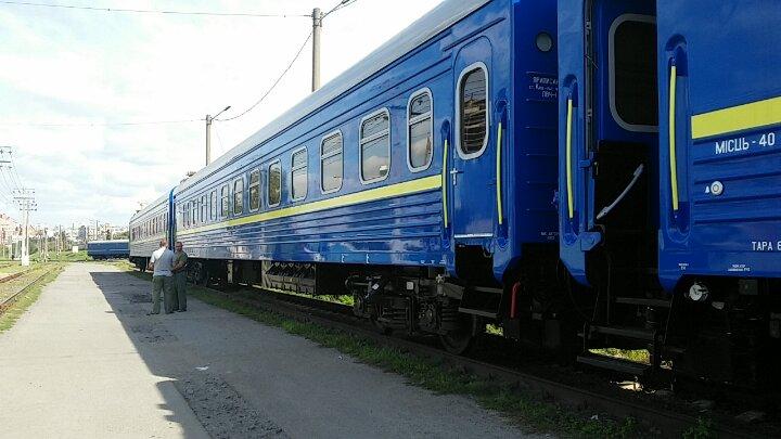 Укрзализныця уже распределила новые вагоны по поездам