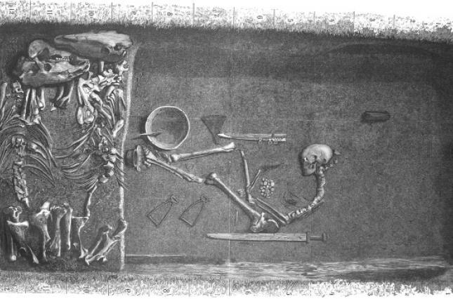 Известный викинг Х века оказался женщиной