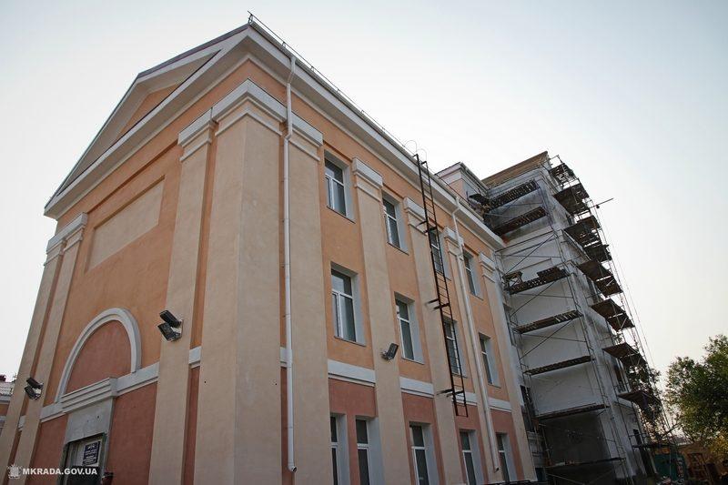 В отремонтированную 36-ю школу могут перевести Николаевский морской лицей им.Александрова