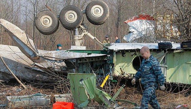 Смоленская трагедия: фрагмент записи, которая может свидетельствовать о взрыве на борту самолета Качиньского, был вырезан из отчета по просьбе российской стороны
