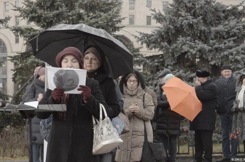 «Возвращение имен» в Москве: не только о репрессированных Сталиным, а и о политузниках сегодняшнего дня – россиянине Дмитриеве и украинце Сенцове