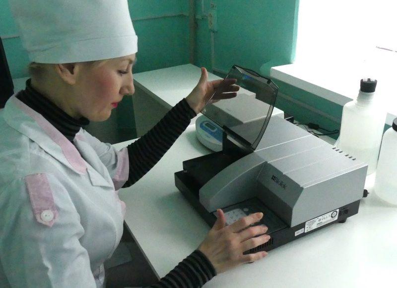 Еще быстрее выявлять туберкулез: в Николаеве теперь можно сделать квантифероновый тест
