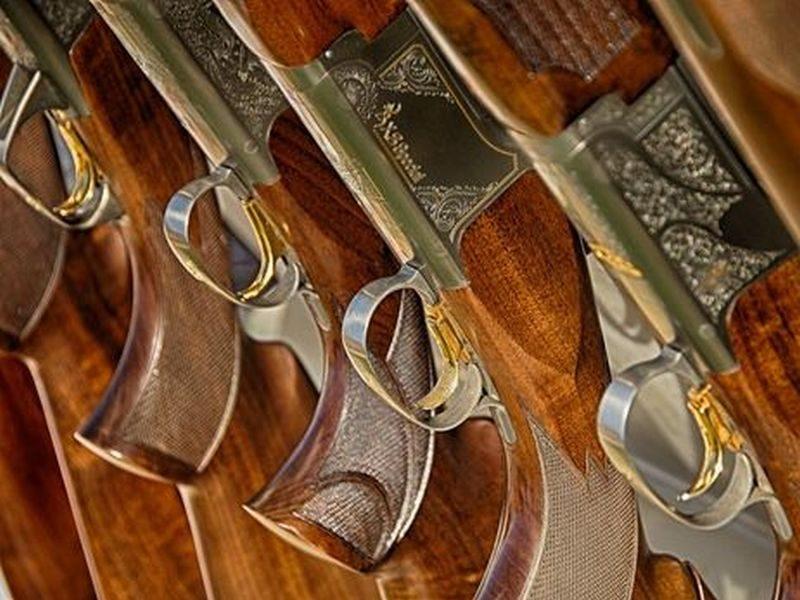 В столице неспокойной Испании из частного магазина похитили 80 винтовок с оптическими прицелами