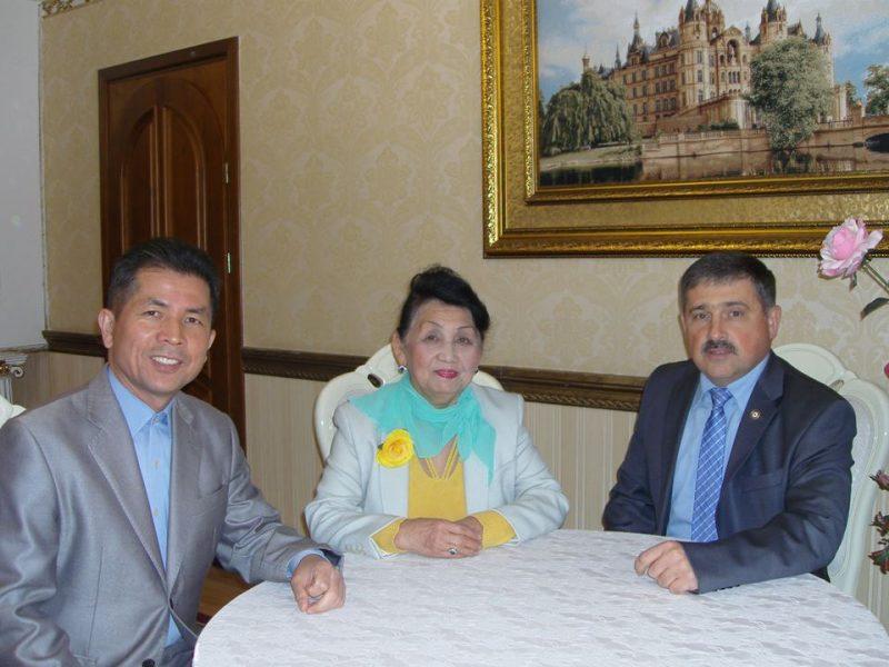 В Николаеве Консул Республики Корея в Украине обсудил проблемы нелегального статуса этнических корейцев
