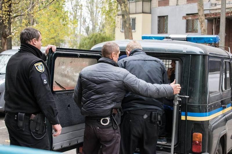 В Николаевской области задержали братьев-рецидивистов, нападавших на местных жителей и полицейских