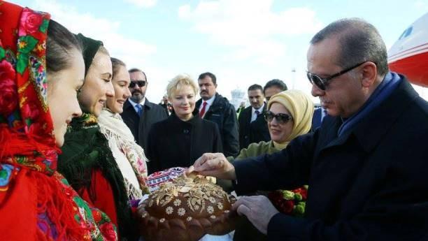 Порошенко иЭрдоган опять будут «делить Крым»