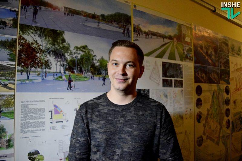 Много пространства и светомузыкальный фонтан: в Николаеве подвели итоги конкурса на концепцию реконструкции Соборной площади
