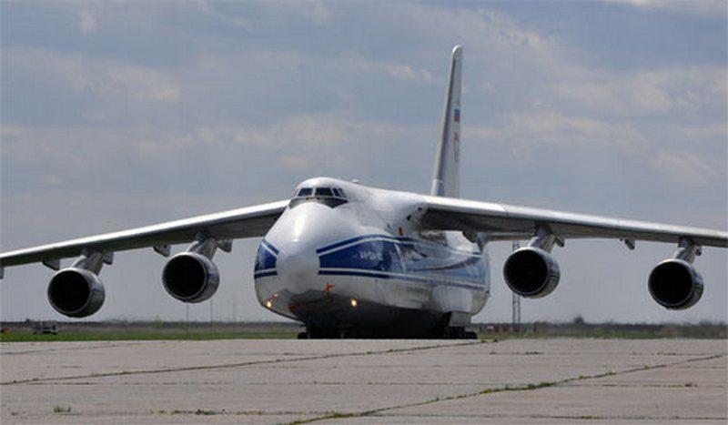 Украина принудительно продаст через торги самый большой серийный грузовой самолет в мире