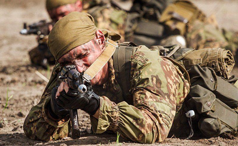 Военные США поделились впечатлениями об учениях с ВСУ на Яворовском полигоне (ФОТО)