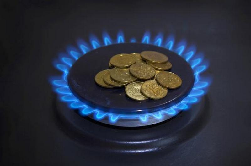Проект решения Кабмина об установлении предельной цены на газ для населения разработан