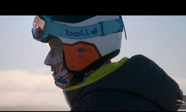 Чуть не догнал. На горнолыжном курорте медведь погнался за лыжником (ВИДЕО)