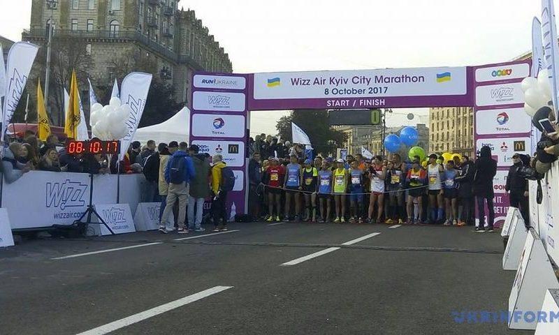 Бегун, умерший во время международного марафона в Киеве, — директор мясокомбината