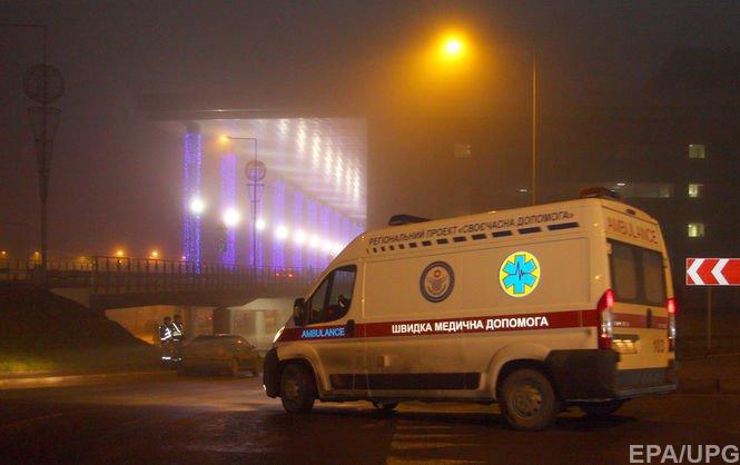 Возле Львова подорвали польский автобус