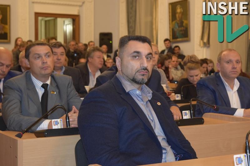 Главы города Николаева отправили вотставку