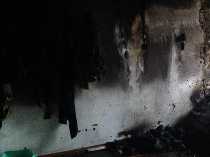 На Николаевщине в неэксплуатируемом здании угорел бездомный