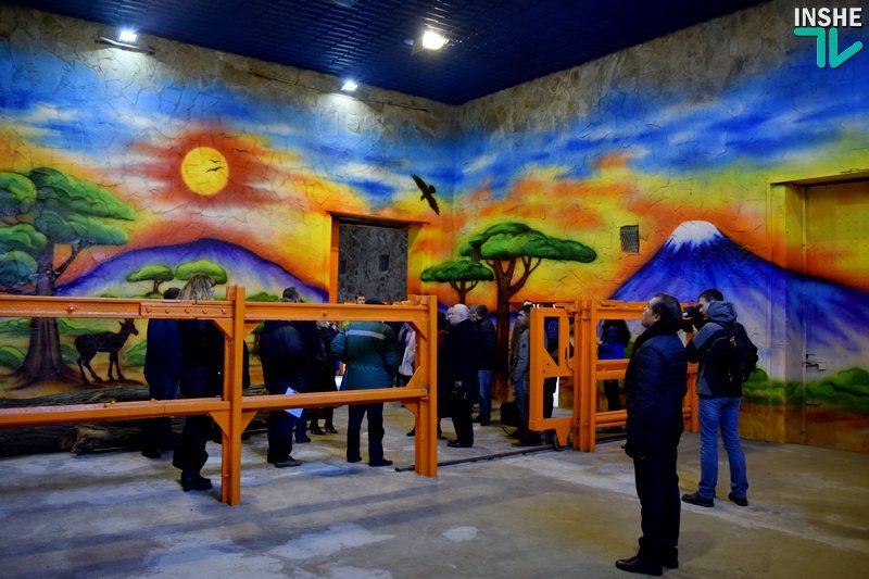 Жирафы, слон и «Остров зверей»: на конференции УАЗА директор Николаевского зоопарка рассказал о планах