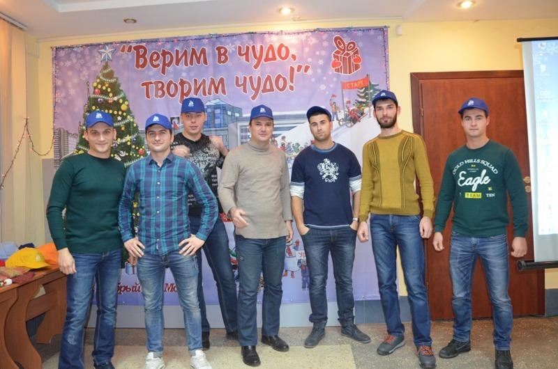 В Николаеве стартовал седьмой благотворительный Новогодний марафон «Верим в чудо, творим чудо!» 3