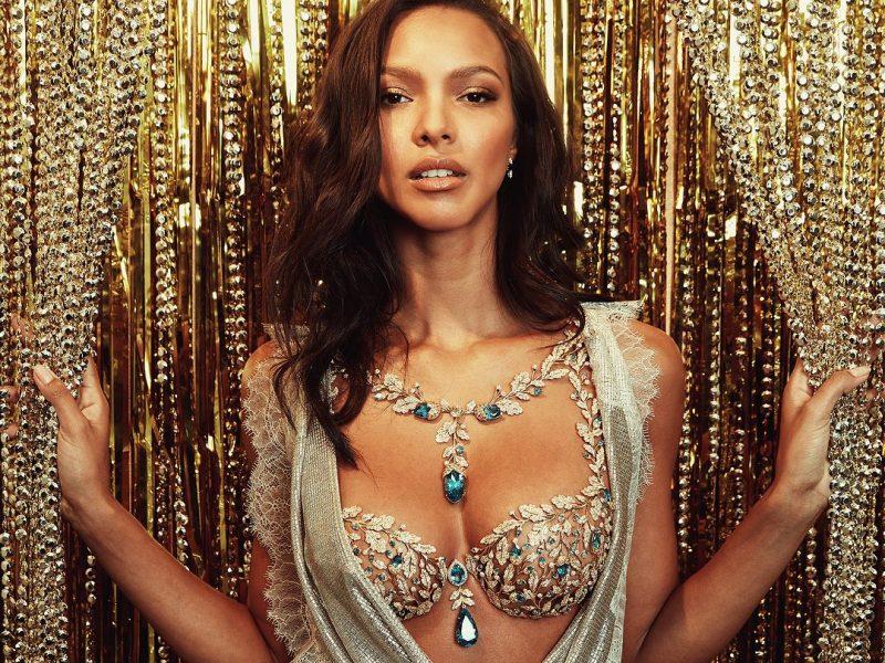 В сети показали бюстгальтер ценой в два миллиона долларов от Victoria's Secret
