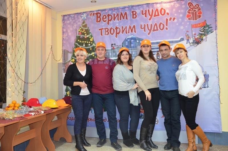 В Николаеве стартовал седьмой благотворительный Новогодний марафон «Верим в чудо, творим чудо!» 5