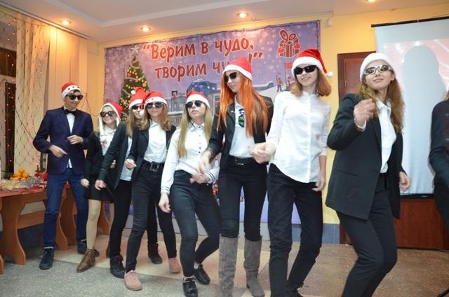 В Николаеве стартовал седьмой благотворительный Новогодний марафон «Верим в чудо, творим чудо!» 7