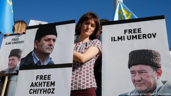 Стало известно, как освободили Чийгоза и Умерова — их обменяли на шпионов РФ в Турции