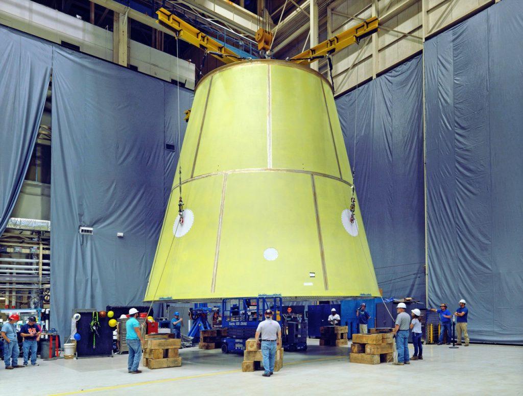 Как NASA строит ракету для полета наМарс