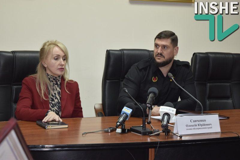 Савченко призвал правоохранителей «принять решение» по экс-начальнику Госгеокадастра в Николаевской области Мутьеву