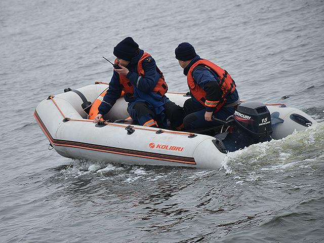 Николаевские спасатели провели внеплановые учения по спасению людей на воде