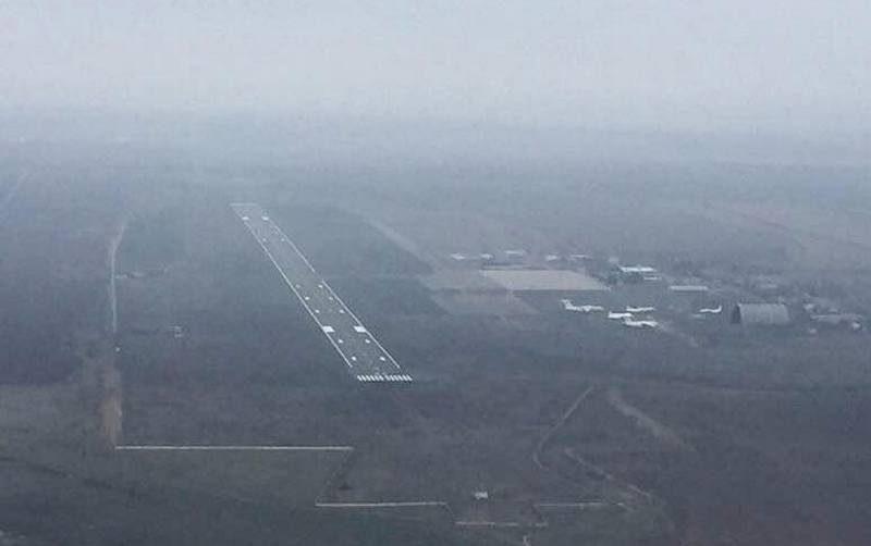 МАУ проводит аудит Николаевского аэропорта и ищет самолет для рейса на Киев, – Барна