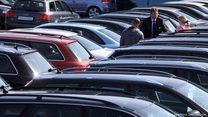 Немецких водителей оштрафовали на 23 тыс. евро за непропуск «скорой»